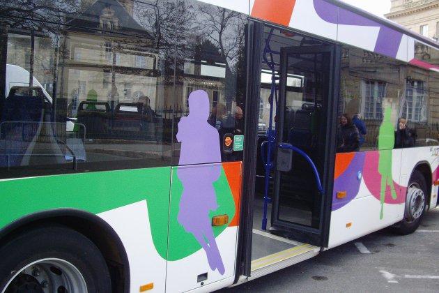 La ville teste le bus 100% au colza