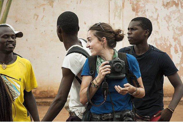Prix Bayeux: la Caennaise Nina Meurisse campe Camille Lepage