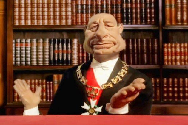 La marionnette de Jacques Chirac des Guignols a été volée