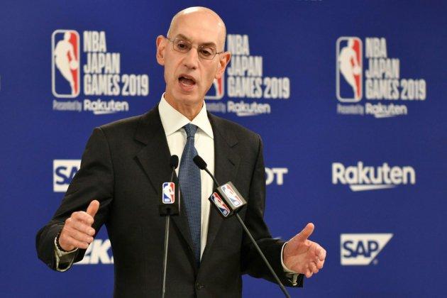 Tweet polémique sur Hong-Kong: la NBA refuse de s'excuser