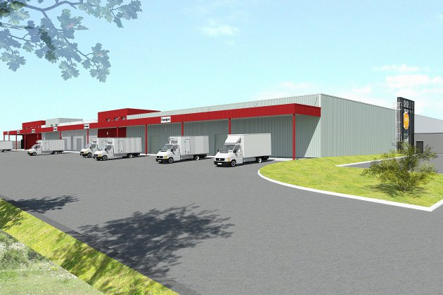Caen. En 2020, le marché de gros déménagera de la Presqu'île à Soliers