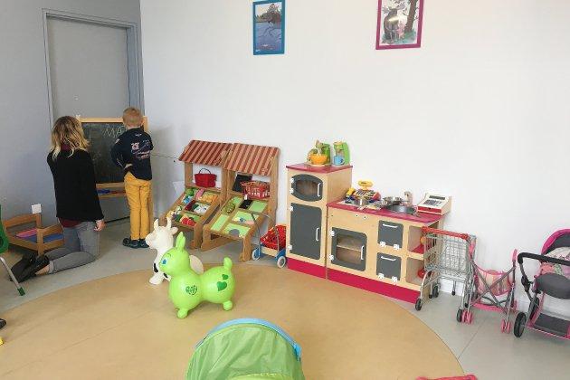 Un nouveau lieu pour jouer avec ses enfants