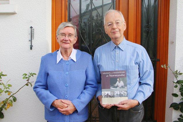 Savants et inventeurs de Normandie, un ouvrage de Serge et Henny Sochon