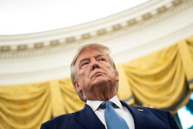 Destitution: Donald Trump choisit l'affrontement avec le Congrès