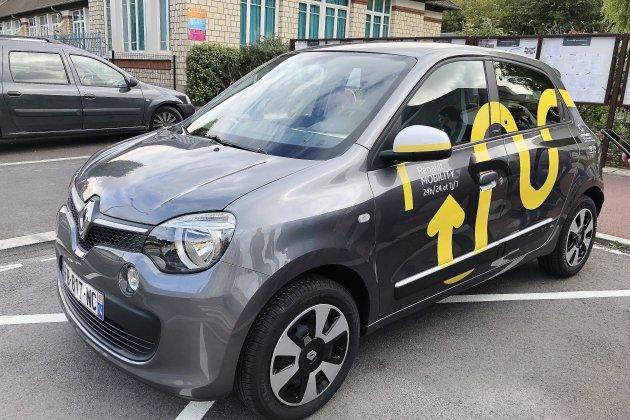 """Le service """"Renault Mobility"""" arrive à Mondeville"""