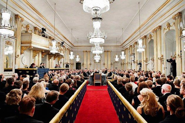 Sortie du purgatoire, l'Académie suédoise va décerner deux Nobel de littérature