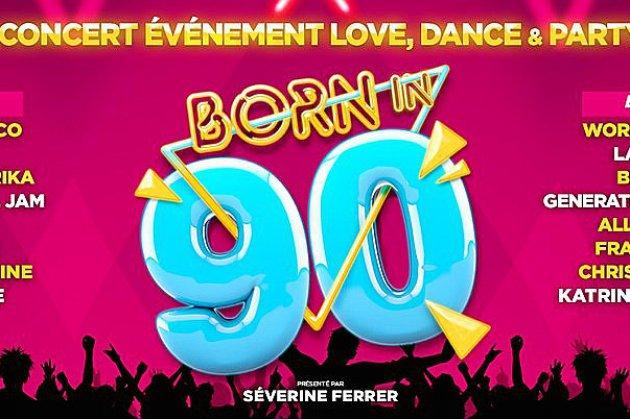 """La tournée """"Born in 90"""" débute en Normandie"""