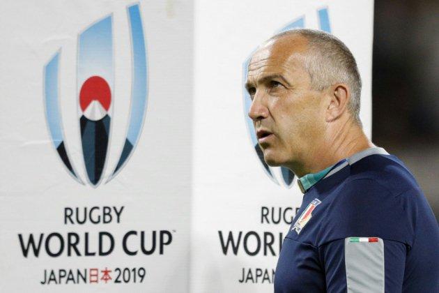 Mondial de rugby: abattues, fatalistes ou positives, les équipes face à l'annulation des matches