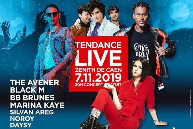 Christophe remporte dix places pour le Tendance Live de Caen