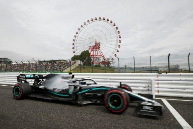 F1: le typhon Hagibis bouleverse le programme du GP du Japon