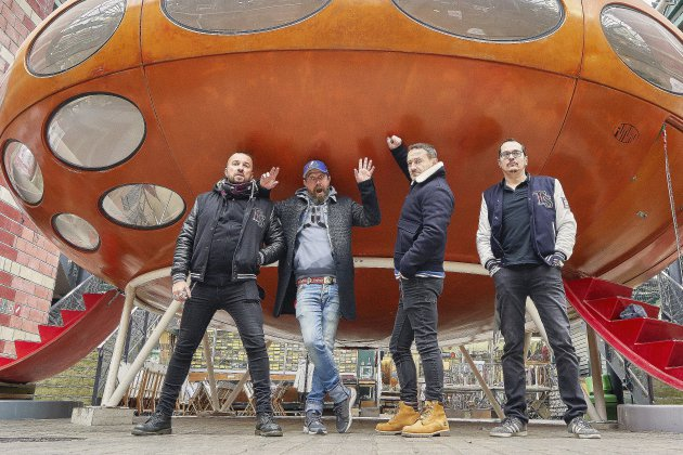 Les Fatals Picardsprésentent leur nouvel album