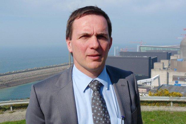 Alain Morvan, nouveau directeur de l'EPR