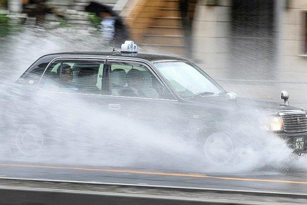 Typhon Hagibis au Japon: un mort et alerte pluies maximale