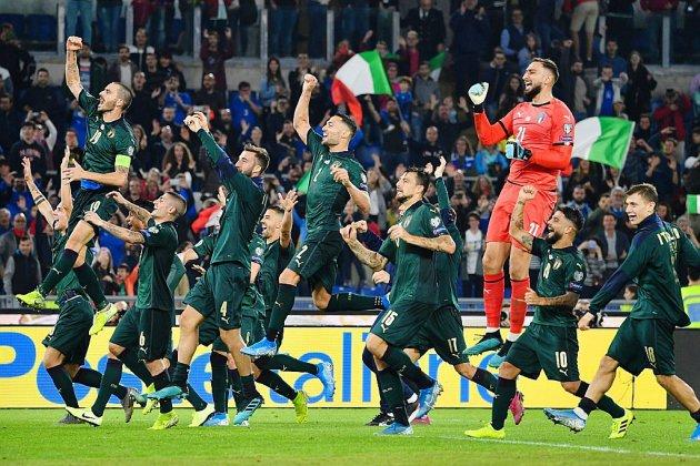 Euro-2020: l'Italie est de retour!