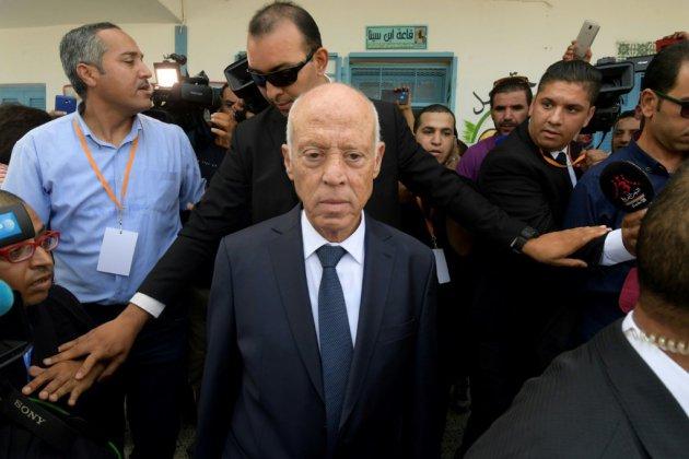 Tunisie: le juriste Kais Saied élu président avec plus de 75%, selon la TV nationale