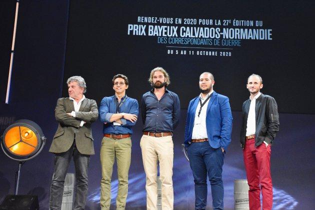 Prix Bayeux: le palmarès de la 26e édition en détail
