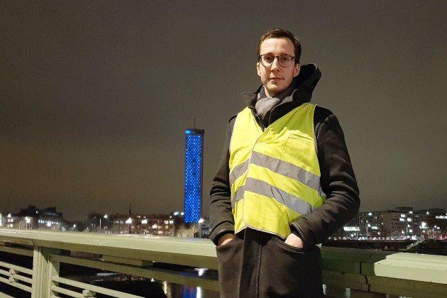 """Gilets jaunes: François Boulo sort un livre pour """"rétablir toute la vérité"""""""