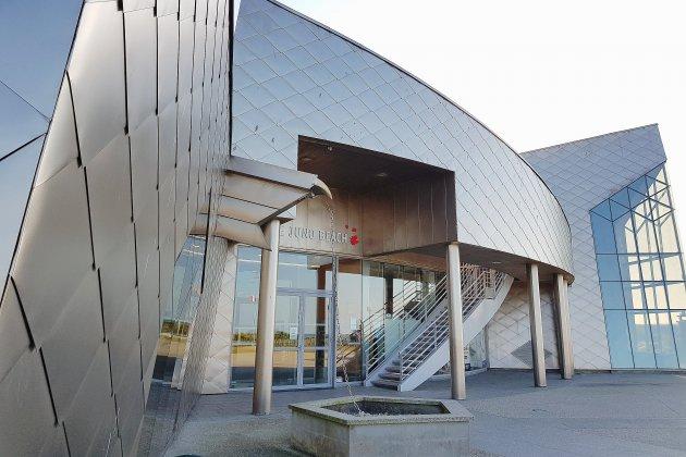 Le centre Juno Beach de nouveau ouvert