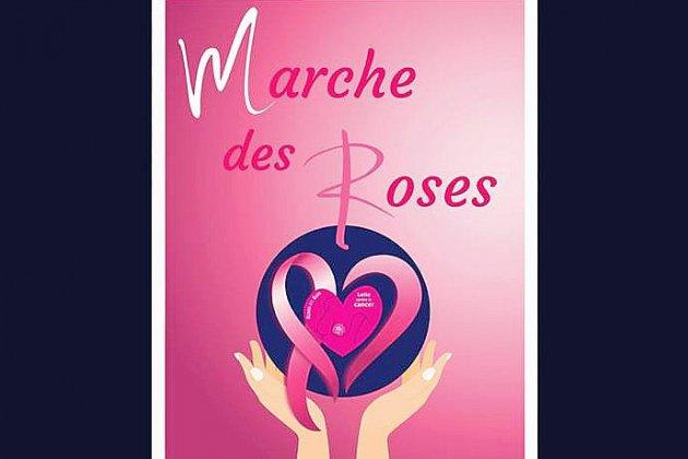 Sixième Marche des roses