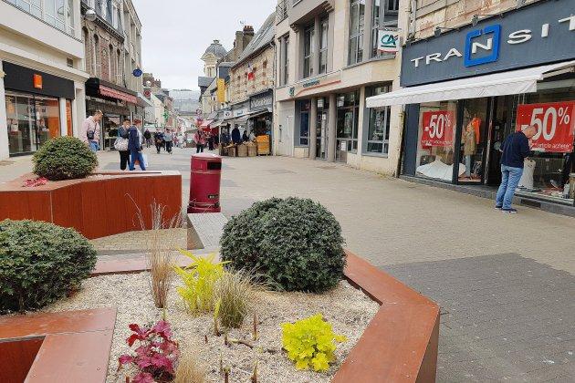 Plus de moyens pour dynamiser le centre-ville