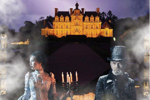 Pendant les vacances, rendez visite aux fantômes de Beaumesnil!