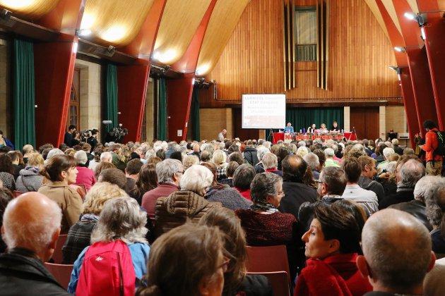 Rouen. Réunion publique pour partager les inquiétudes après Lubrizol