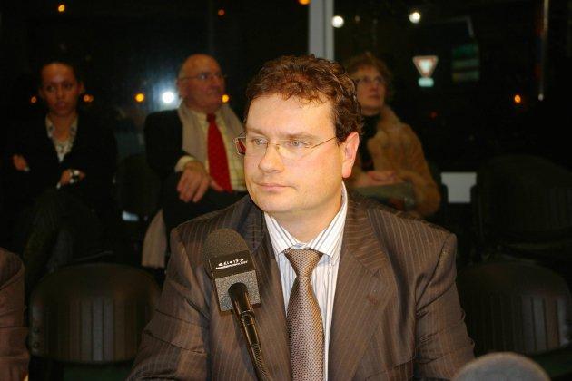 Philippe Gosselin, président du groupe LR à l'Assemblée?