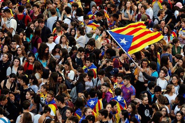 """Opéra annulé ou usine fermée pour cause de """"grève générale"""" en Catalogne"""