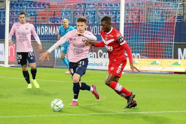 Football.. Ligue 2 : Caen ne sort toujours pas de l'ornière