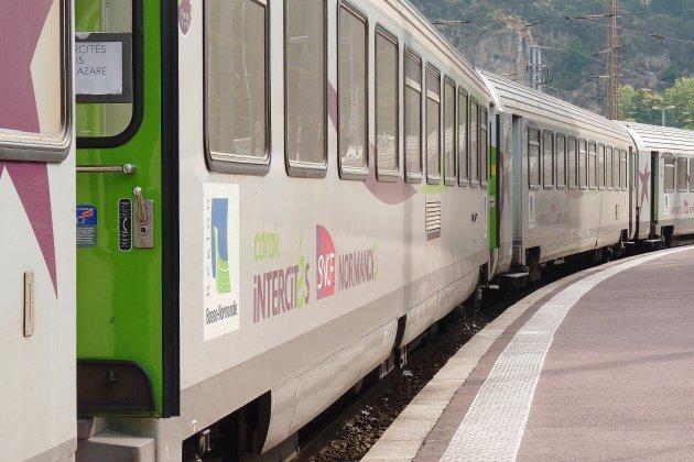 SNCF : le trafic perturbé dans la région