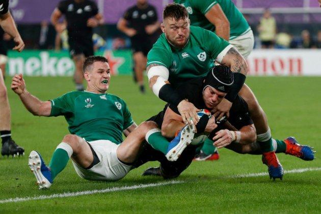 Mondial de rugby: All Blacks-Angleterre en demi-finale 24 ans après