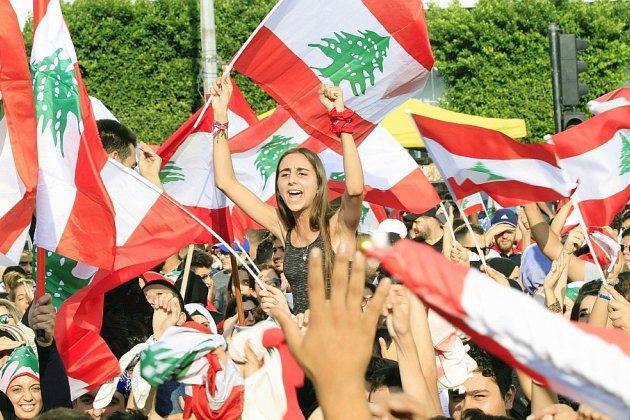 Les Libanais affluent pour une nouvelle mobilisation contre le pouvoir