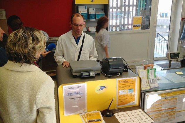 Relais poste: nouveau service à l'Esat de Bapeaume-lès-Rouen