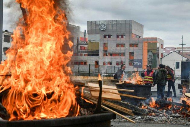 GE Belfort: les salariés