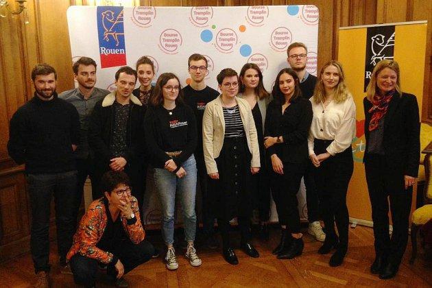 Sept lauréats pour l'édition 2019 de la bourse Tremplin
