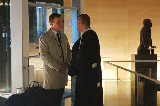 Un an de prison avec sursis requis contre Romain Bail