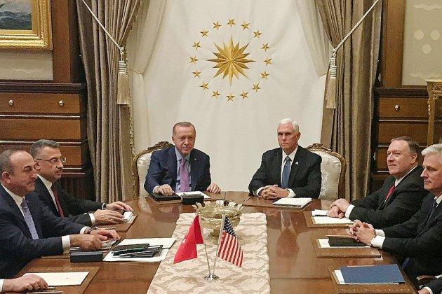 Syrie: avant la fin de la trêve, Poutine et Erdogan en pourparlers