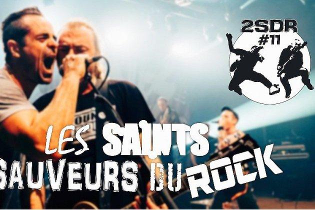 Les Saints sauveurs du rock de retour pour une 11ème édition