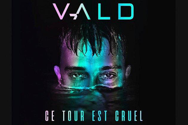 Le rappeur Vald passera par Caen