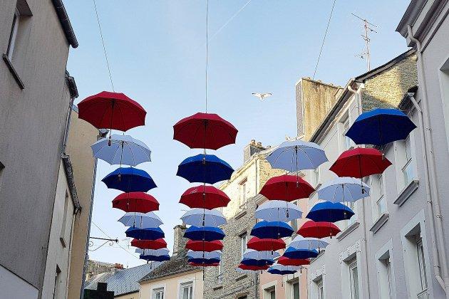 Cherbourg-en-Cotentin. Y a-t-il plus de touristes?