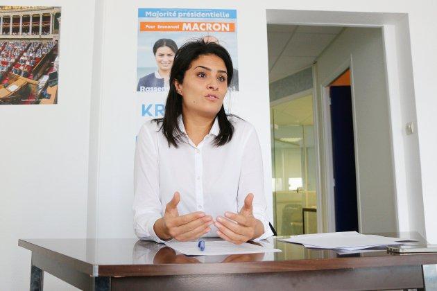 Sonia Krimi n'encourage pas les Marcheurs Libres