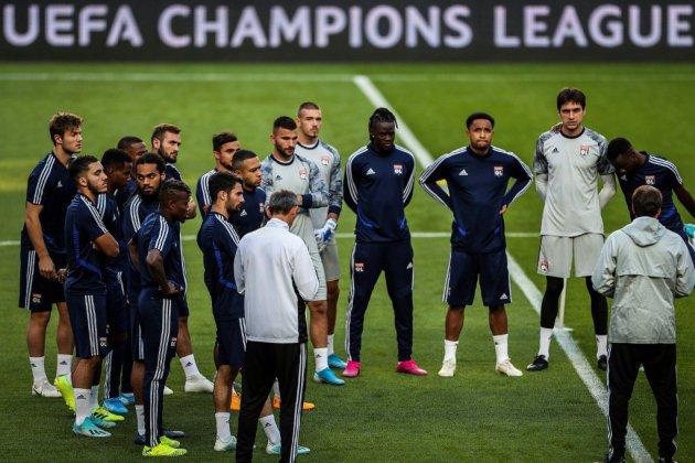 C1: Lyon veut rester positif avant d'affronter Benfica