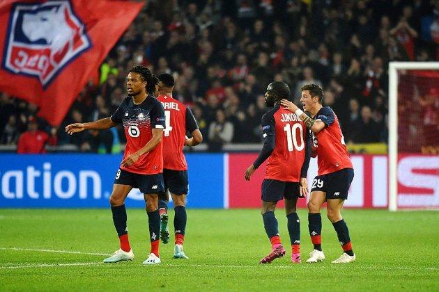 Ligue des champions: Lille enfin à la hauteur de la C1