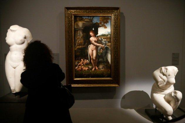 La grande rétrospective Léonard de Vinci s'ouvre au Louvre
