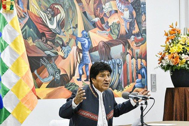 Présidentielle en Bolivie: Morales réélu, la communauté internationale hausse le ton