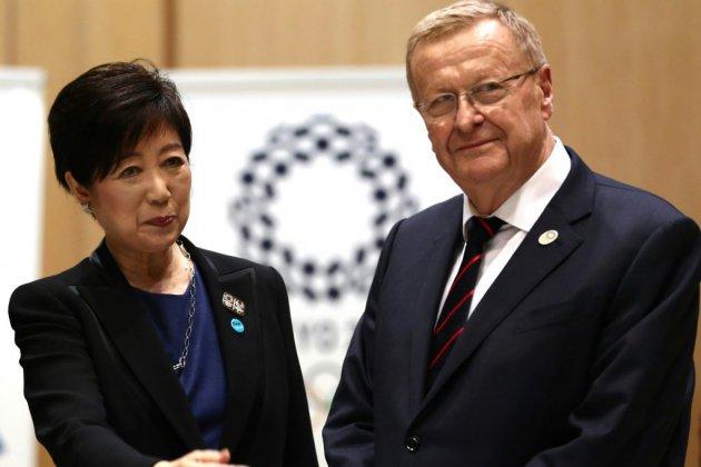 """JO-2020: déplacement du marathon vers le nord du Japon, une décision """"finale"""" selon le CIO"""