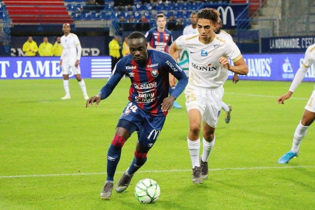 Football . Ligue 2. Première victoire du Caen de Pascal Dupraz !