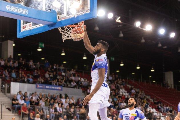 Basket : le RMB s'impose au bout du suspense face à Saint-Quentin