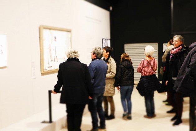 Mémorial : plus de 96000 visiteurs pour l'exposition Norman Rockwell