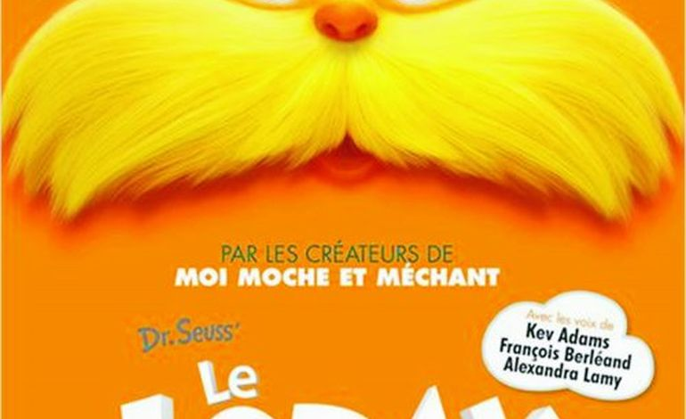 a voir cette semaine au cin ma le lorax. Black Bedroom Furniture Sets. Home Design Ideas